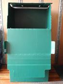 Plastic Wardrobe Boxes