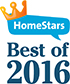 HomeStar Best of 2016