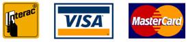 Super Duper Movers Accepts MasterCard & Visa